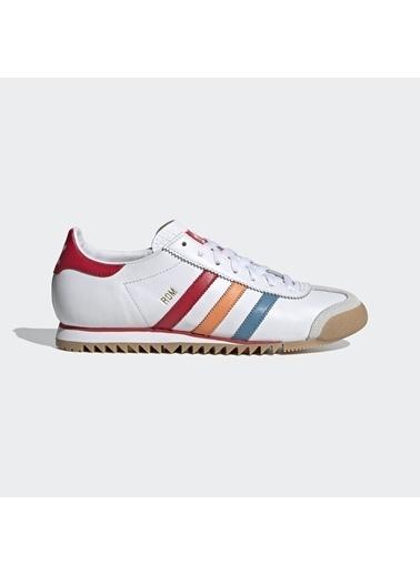 adidas Erkek Rom Sneakers EG6746 Beyaz